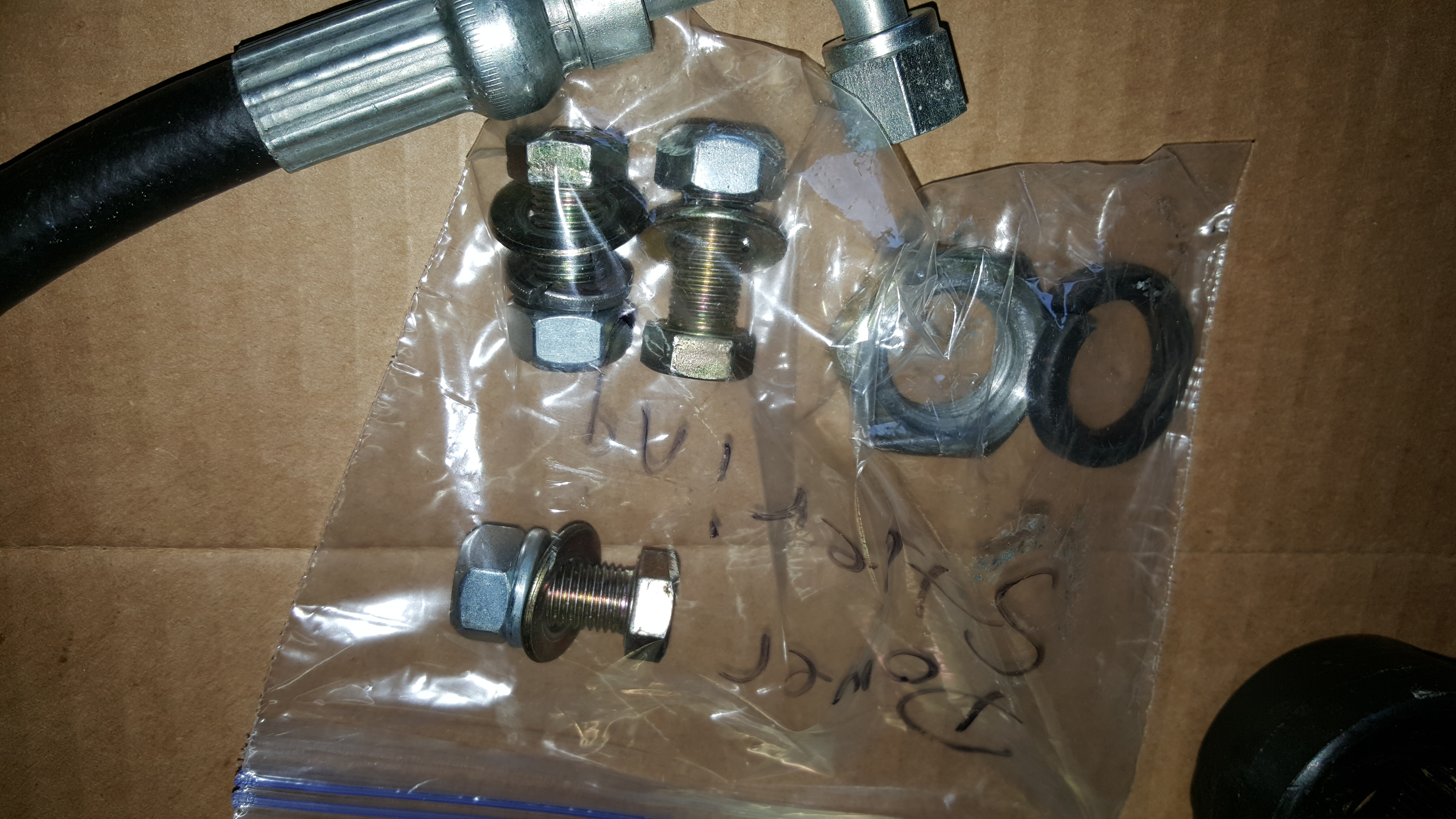 CPP 400 series power steering box   Classic Parts Talk