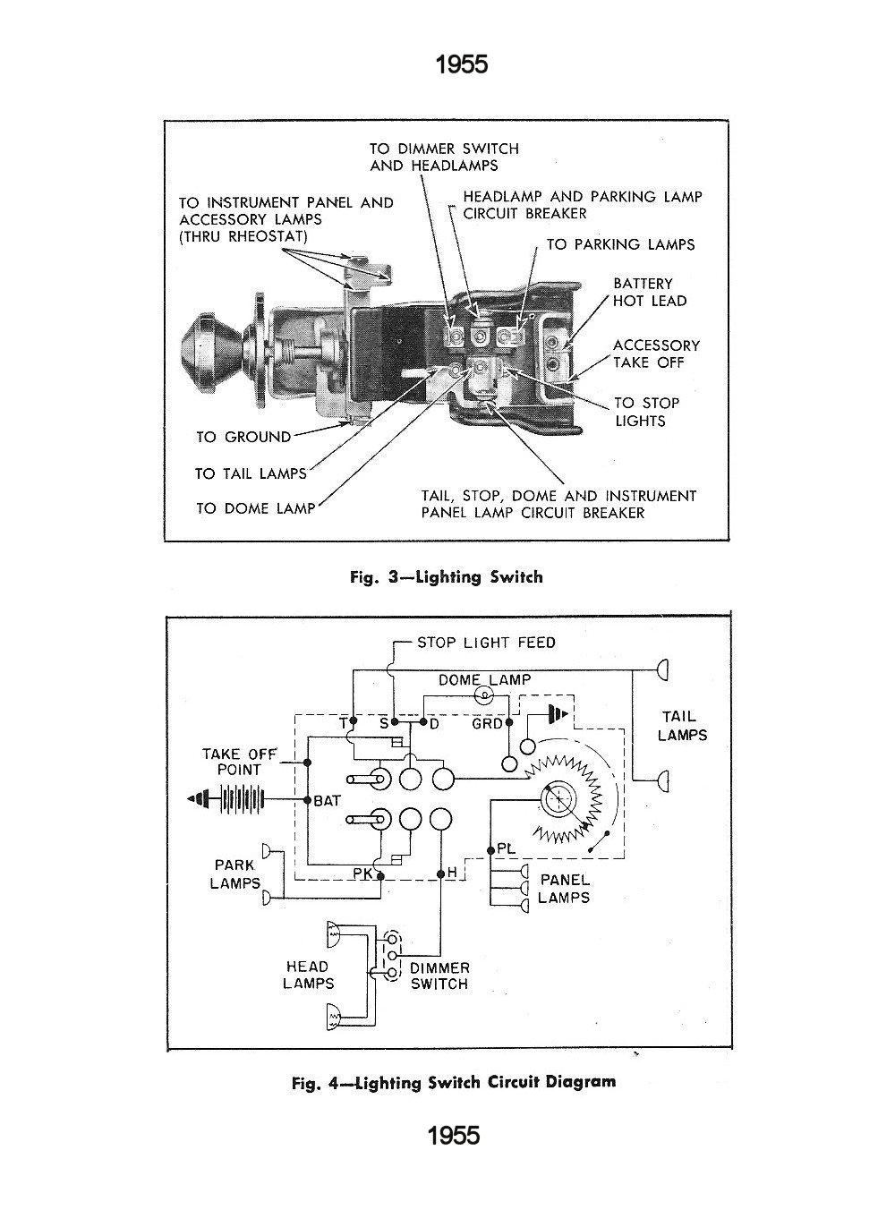 Diagram Chevy Wiring Headlights Column on