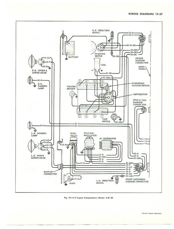 283 chevy ignition wiring diagram  chevrolet  schematic
