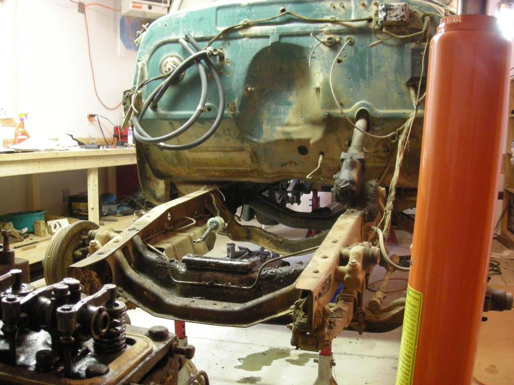 GMC 228 oil lines? | Classic Parts Talk
