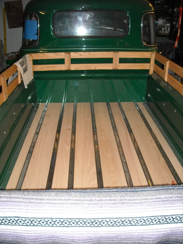 Installing Bed Wood Classic Parts Talk