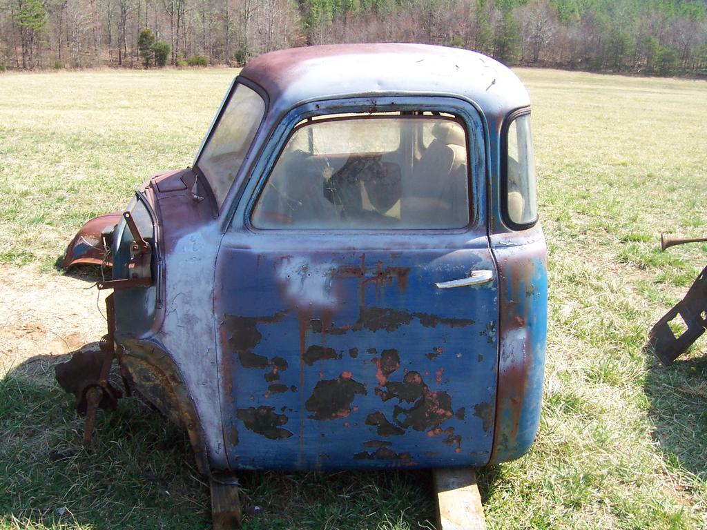 1947-1953 chevy truck deluxe cab $995   Classic Parts Talk