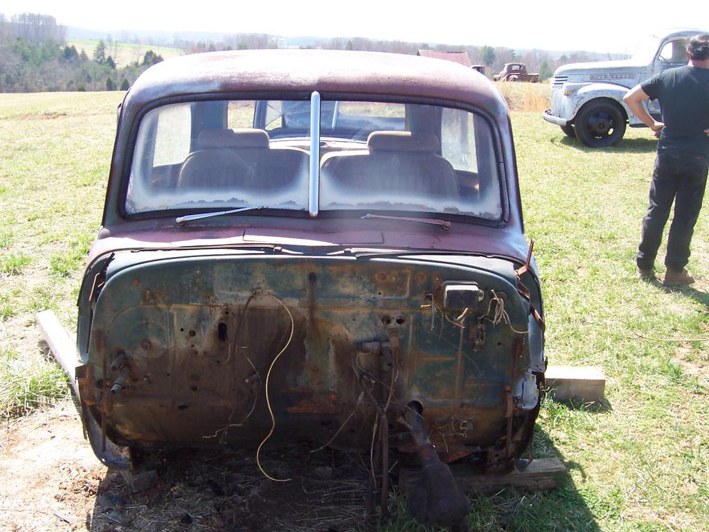 1947 1953 Chevy Truck Deluxe Cab 995 Classic Parts Talk