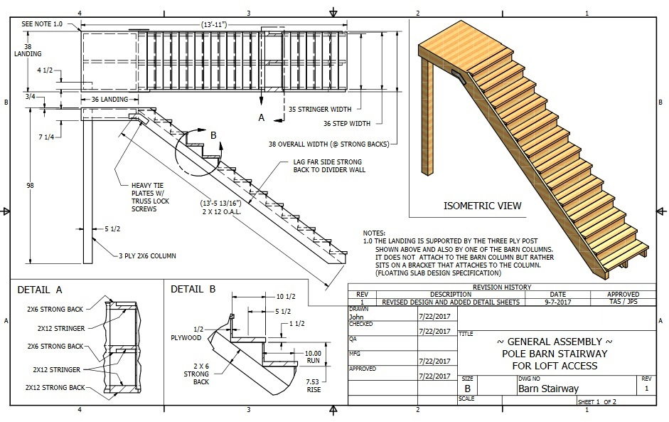 Pole Barn Stairway Sheet 1 of 2 Rev 1 No Name.jpg