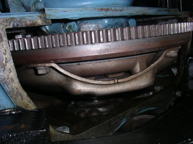 235 Engine Oil leak | Classic Parts Talk