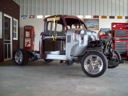 50 Chevy LS3