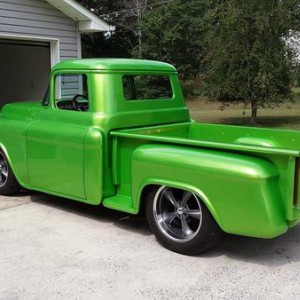 1956 Chevy 3100 350 4speed