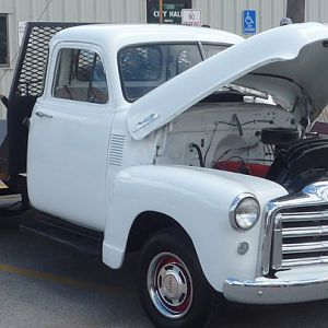 Andy's 1953 GMC