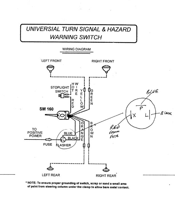 diagram 54 chevy turn signal wiring diagram full version hd